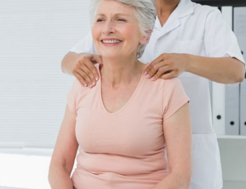 Massage in the Promotion of Health and Well-Being of Older People