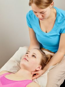 Chiropractic Adjustment Neck